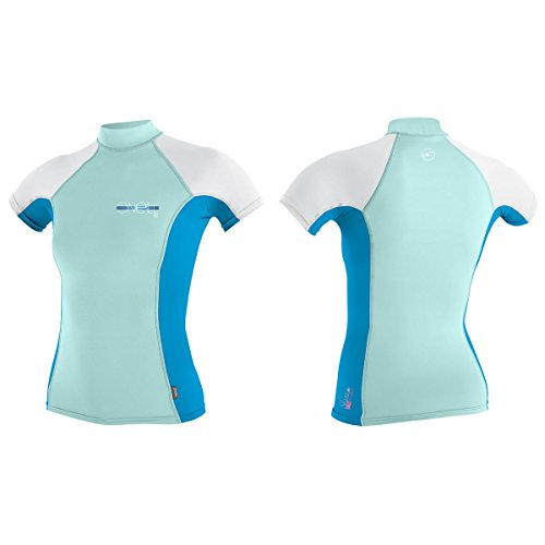 O' Neill Rash Vests-O' Neill Womens Skins Short... multicolore XS