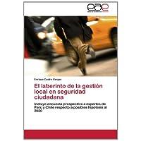 El laberinto de la gestión local en seguridad ciudadana: Incluye encuesta prospectiva a expertos de Perú y Chile...