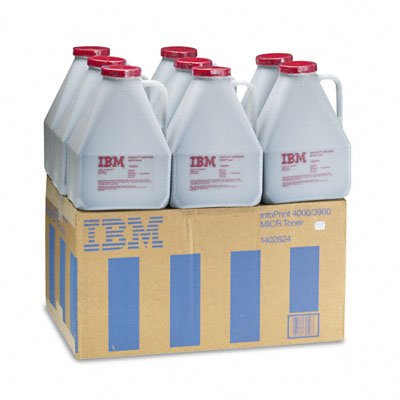 IBM 1402824 Micr toner for ibm 3900 and infoprint 4000