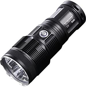 Nitecore TM15 Tiny Monster Triple Cree XML U2 LED Flashlight