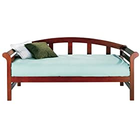 Modus Furniture Contemporary Santa Barbara Monterey Daybed Sable