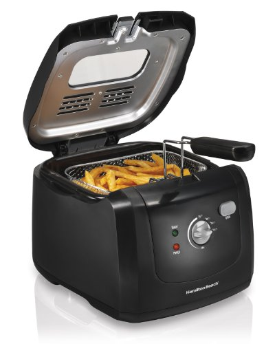 Hamilton Beach COOL TOUCH DEEP FRYER PERP Small