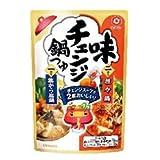 キッコーマン 味チェンジ鍋つゆ 鶏がら塩 担々 450g×12袋入