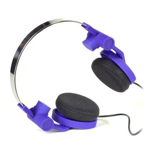 WeSC Pick-Up Headphone (Bpurple)の写真04。おしゃれなヘッドホンをおすすめ-HEADMAN(ヘッドマン)-