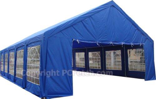 20' x 40' Wedding Party Tent Gazebo Carport Shelter (White / Blue / Green)