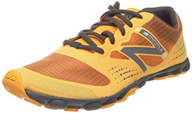 New Balance Men's MT00CO Orange/Black Trainer 13.5 UK, 49 EU, 14 US D