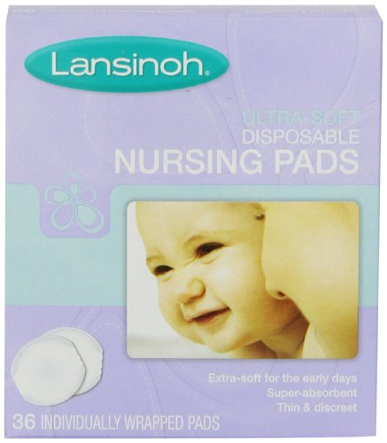 Read About Lansinoh Ultra Soft Disposable Nursing Pads, 36 Count