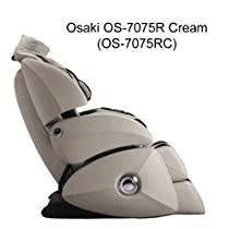 Hot Sale Osaki 7075R Total Heated Massage Chair - Zero Gravity - Thai Body Stretching - Foot Roller Therapy - 4 Roller S-Track - 46 Air Bags - Ultra 13 Motors System - 3 Year Warranty