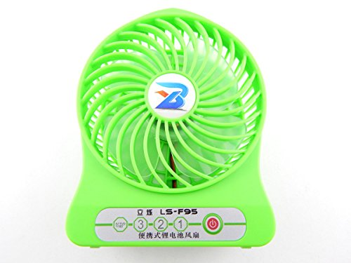 E-Age Super Power Portable Lithium Battery Fan,2014 Newest Personal Use For Hot Summer