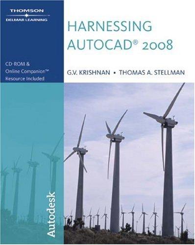 Harnessing AutoCAD 2008