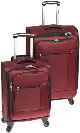 Click to buy Light Weight Luggage: Ricardo Beverly Hills Sausalito Superlite Free Wheelers 24