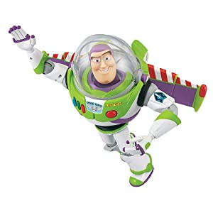 Toy Story Blast-Off Buzz Lightyear