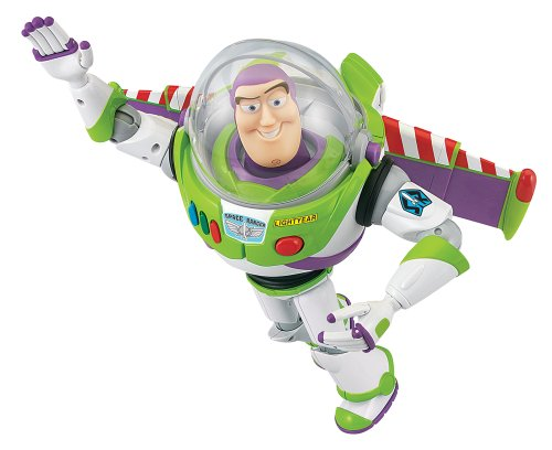 Toy Story Talking Blast Off Buzz Lightyear