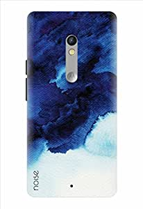 Noise Designer Printed Case / Cover for Motorola Moto X Play / Patterns & Ethnic / Abstract Blue Design