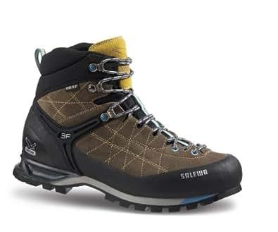 Salewa MS Mtn Trainer Mid GTX 00-0000063016, Herren Trekking- & Wanderschuhe, Braun (Walnut/Sahara 2712), EU 41 (UK 7.5) (US 8.5)