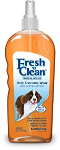 Fresh'n Clean Daily Pet Grooming Spray, 16-Ounce