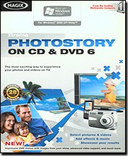 Xtreme Photostory On CD And DVD 6