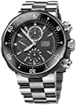 Oris Men's 674 7630 7154MB Prodiver Chronograph Set Watch by Oris