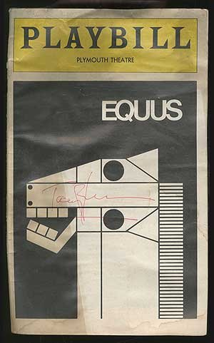 analysis of the play equus essay Transactional analysis, equus also raises philosophical questions about the nature of adult responses and the failure of  the play raises is.