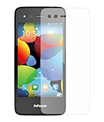 KariMobz Premium Screen Guard for InFocus M350 (Pack Of 2) - Clear
