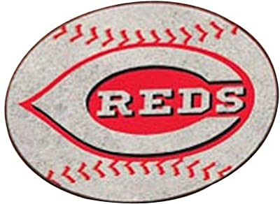 Fan Mats Cincinnati Reds Baseball Mats