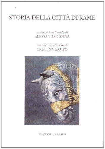 Storia della città di rame (la 556ª novella delle Mille e una notte)