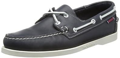 Sebago Docksides, Chaussures bateau homme - Bleu (Blue Nite), 40 EU