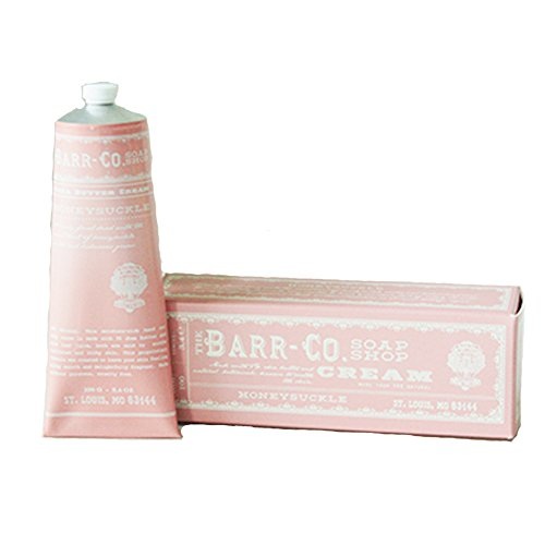 Barr Co. Soap Shop Hand Cream, Honeysuckle (Barr Co Lotion compare prices)