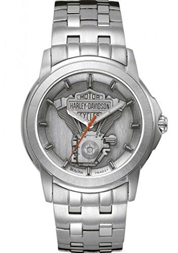 Harley Davidson Bracelet Silver 76A021