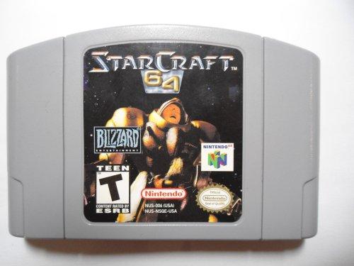 StarCraft 64 (N64)