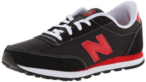 New Balance Kl501 Lace-Up Running Shoe (Little Kid/Big Kid),Black/Red,13.5 M Us Little Kid front-956550