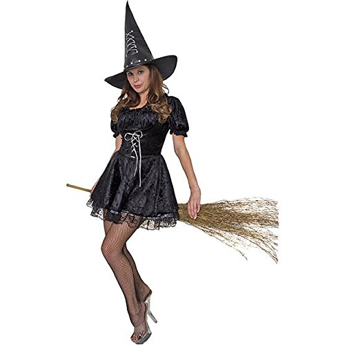 Women's Spell Witch Costume (Size: Large 14-16)