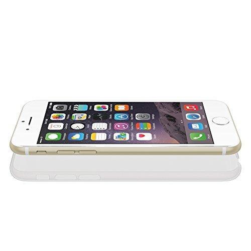 パワーサポート iPhone6用エアージャケットセット(クリアマット)Air Jacket set for iPhone6 PYC-70