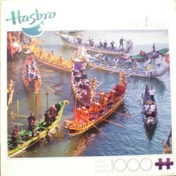 Cheap Hasbro Venice Italy Hasbro 1000 Piece Puzzles (B005PPX3E0)