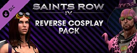 Saints Row IV - Reverse Cosplay Pack [Online Game Code]