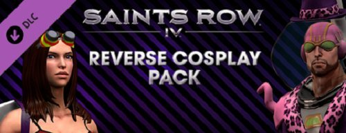 Saints Row IV – Reverse Cosplay Pack [Online Game Code] image