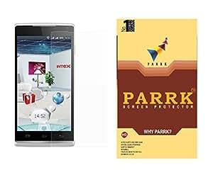 PARRK Diamond Screen Guard For Intex Aqua 3G