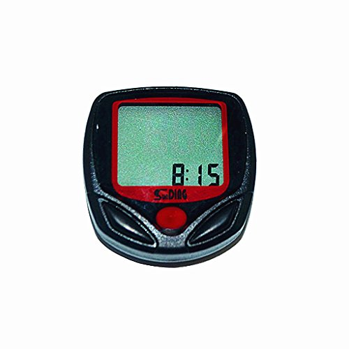 voxlink-Wasserdicht-Fahrrad-computer-Multi-Funktion-Digital-LCD-Bike-Computer-Fahrrad-Tacho-Kilometerzhler-14-Funktionen-Bike-LCD