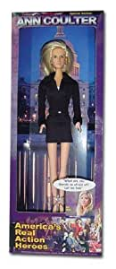 """Ann Coulter Special Edition 12"""" Talking Doll"""