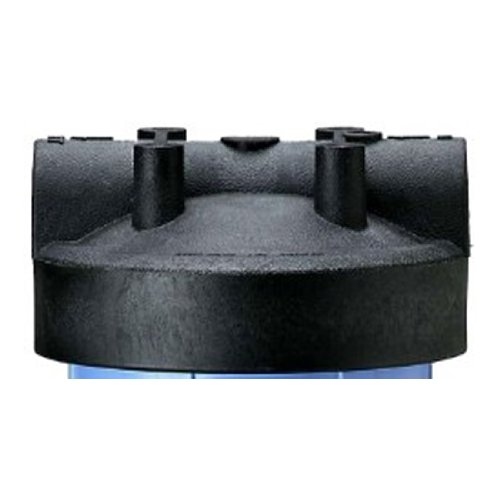 Pentek 154515 Black Cap for PBH Bag Filter Housing, 1""
