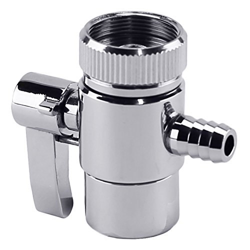 LASCO 09-2125 Faucet Aerator Diverter 1/4 Inch Barb (Faucet Aerator With Valve compare prices)