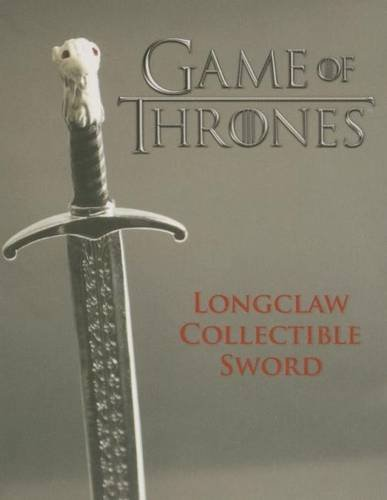 Game of Thrones Longclaw Collectible Sword