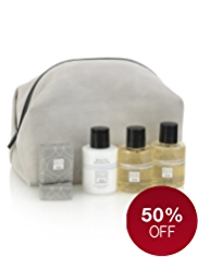 White Scents Toiletry Gift Bag