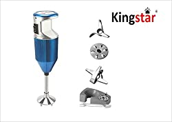 kingstar Hand Blender BMW BLUE