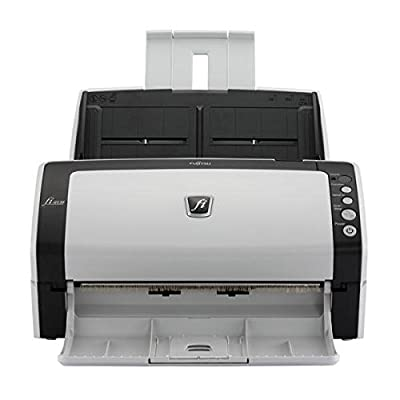 Fujitsu fi 6130 - Document scanner - Duplex - Legal - 600 dpi x 600 dpi - up to 40 ppm (mono) / up to 30 ppm (color) - ADF ( 50 sheets ) - Hi-Speed USB - FI 6130 CL DPX SHTFEDSCAN 40PPM USB 2.0 VRS PRO 4.