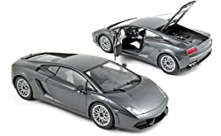2009 Lamborghini Gallardo LP560-4 Grey 1/18