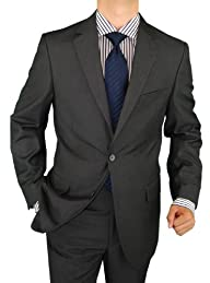 Salvatore Exte Men's Suit Two Button…