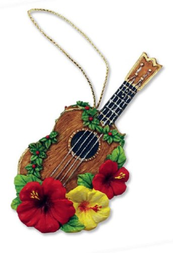 Island Heritage Ukulele Ornament