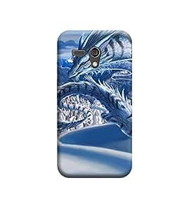 EPICCASE Premium Printed Mobile Back Case Cover With Full protection For Motorola Moto G (Designer Case)