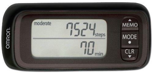 Omron HJ-303 GoSmart Tri-Axis Pocket Pedometer